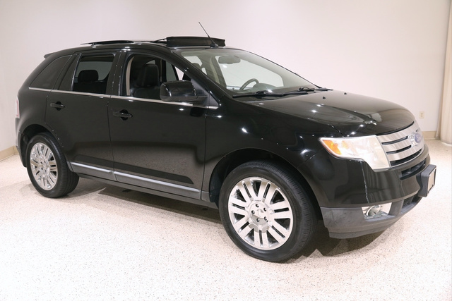 Pre-Owned 2008 Ford Edge LTD AWD