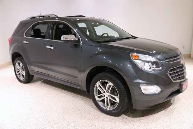 Pre-Owned 2017 Chevrolet Equinox Premier AWD