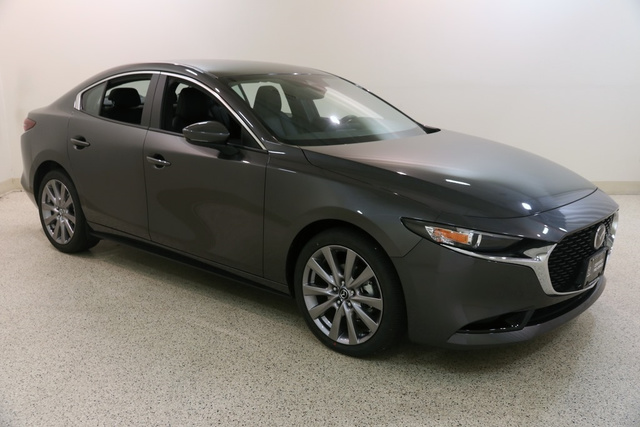 Certified Pre-Owned 2019 Mazda3 w/Preferred Package