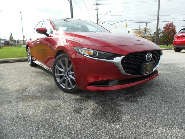 New 2020 Mazda3 PREFERRED A