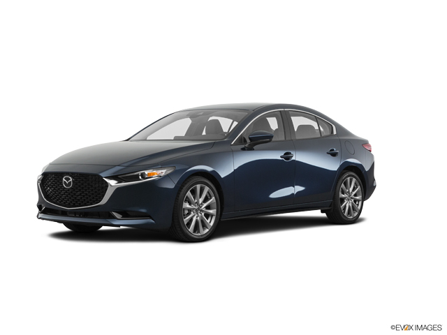 New 2020 Mazda3 Preferred Package