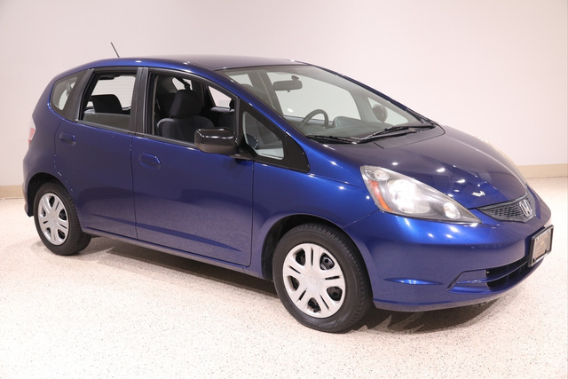 Pre-Owned 2011 Honda Fit Hatchback w/Manual Trans