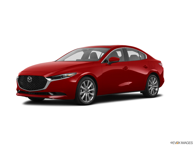New 2020 Mazda3 Premium Package