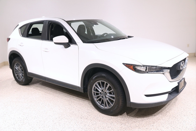 Certified Pre-Owned 2017 Mazda CX-5 Sport AWD