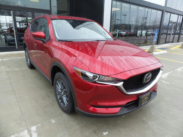 New 2020 Mazda CX-5 TOURING AUTO