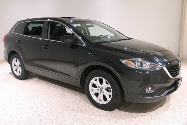 Pre-Owned 2014 Mazda CX-9 Touring AWD