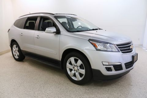 Pre-Owned 2017 Chevrolet Traverse 1LT