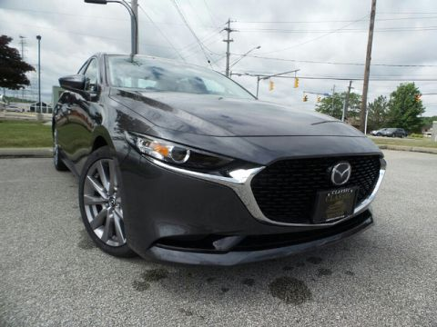 New 2019 Mazda3 PREFERRED A