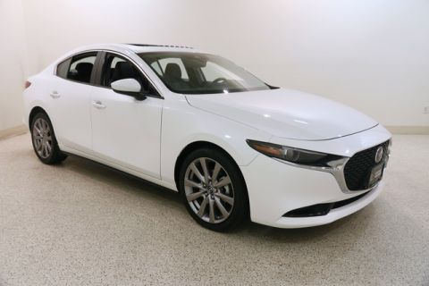 Certified Pre-Owned 2019 Mazda3 w/Premium Package
