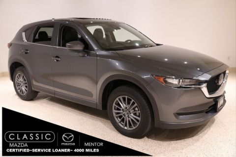 New 2019 Mazda CX-5 TOURING AUTO
